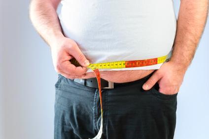 Gesundheitsrisiko: Übergewicht